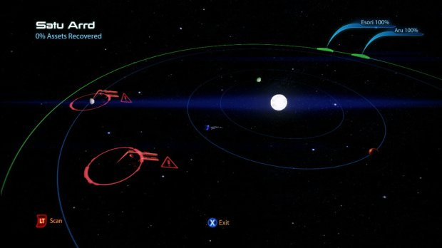 mass effect 3 galaxy map scanning guide