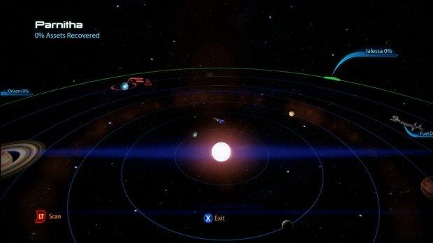 Athena Nebula